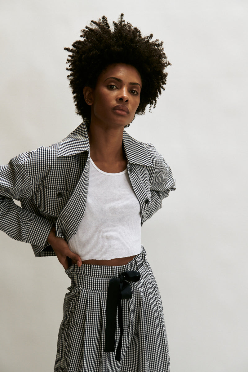 The Orchard Cropped Jacket