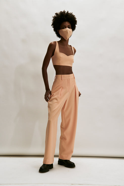 The Ludlow Pant- Peach
