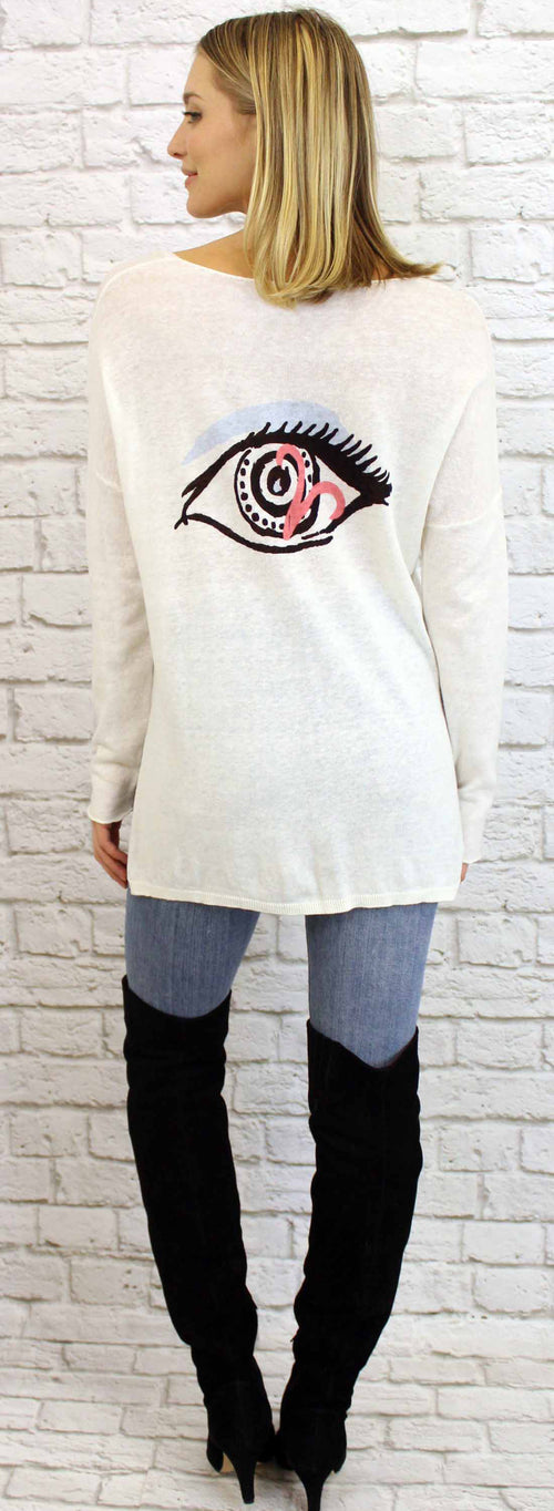 Zodiac Sweater- Aries