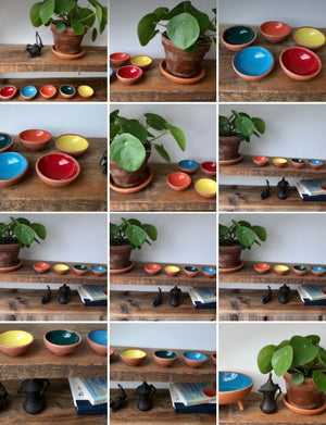 Load image into Gallery viewer, The Little Terracotta Bowl