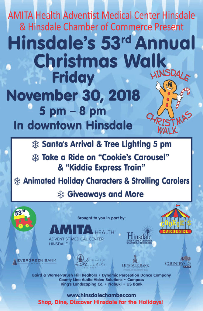 Hinsdale Holiday Walk