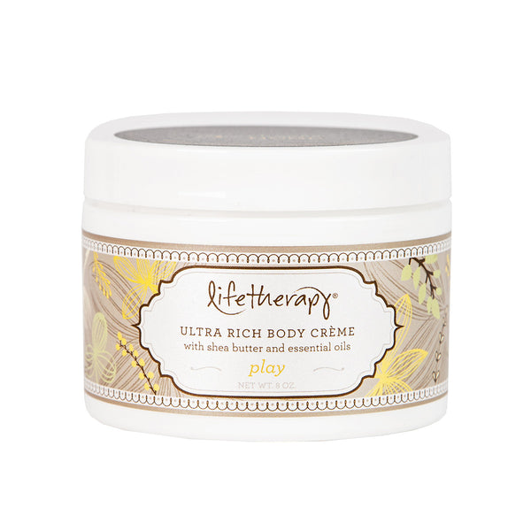 Play Ultra Rich Body Creme