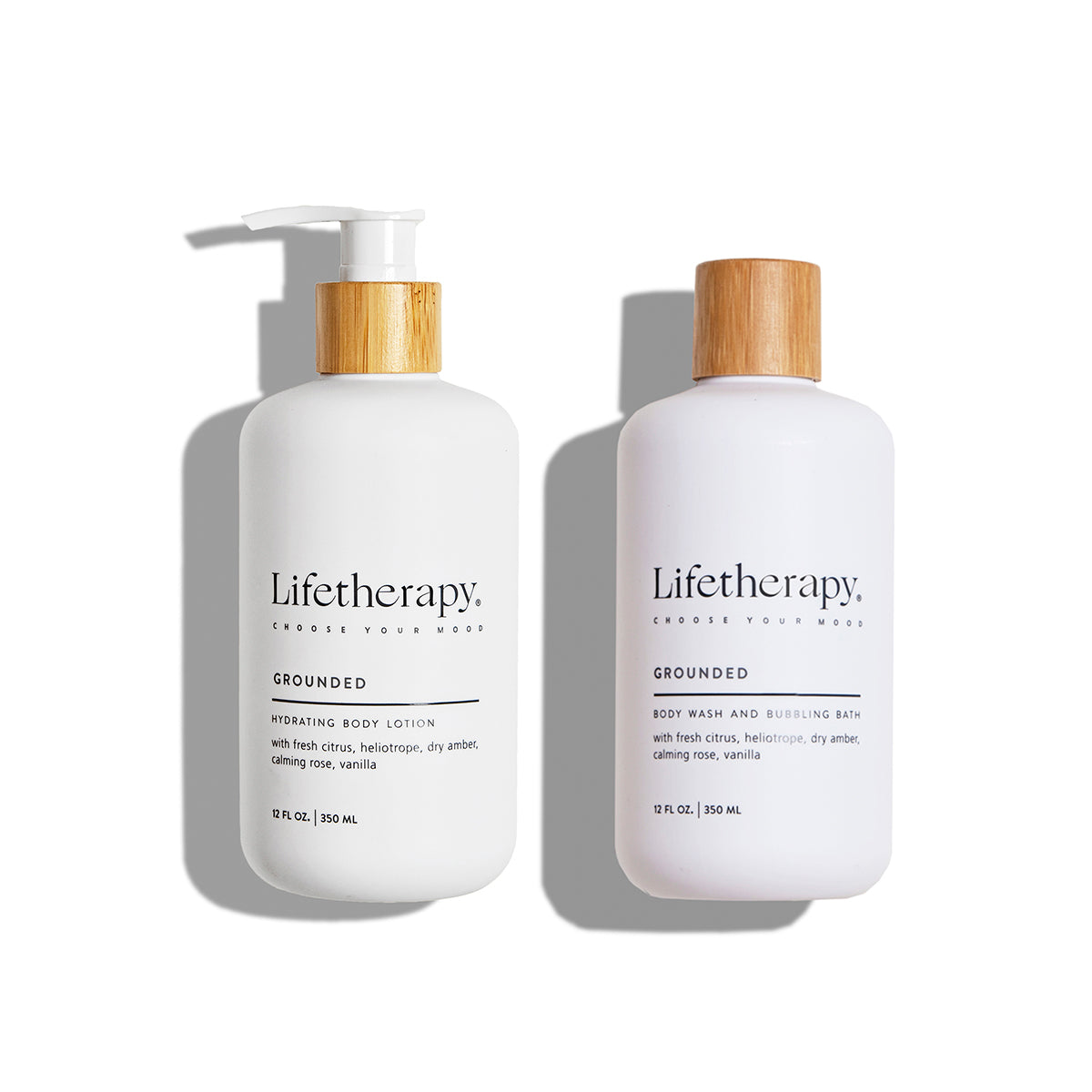 Grounded Body Lotion & Wash Bundle