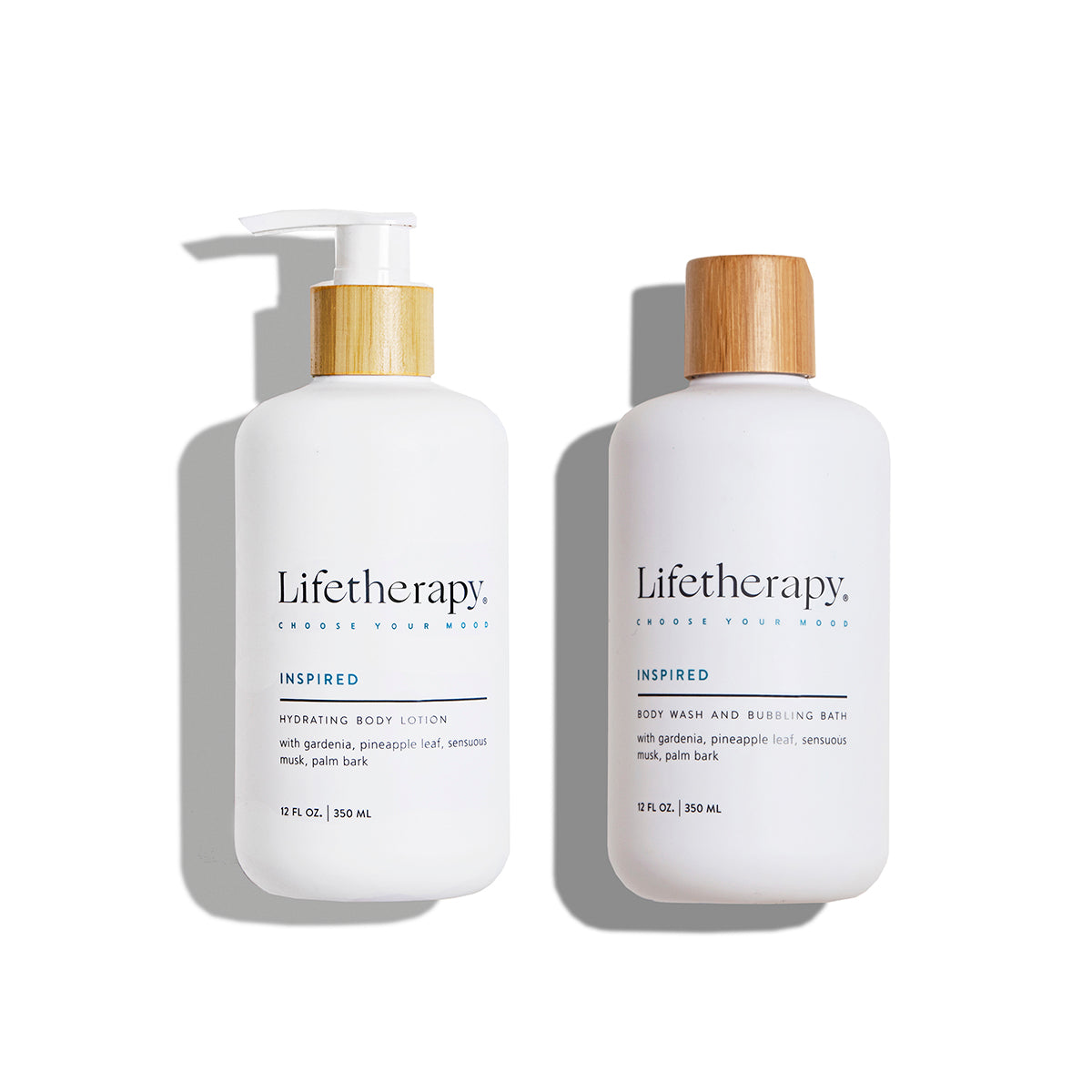 Inspired Body Lotion & Wash Bundle