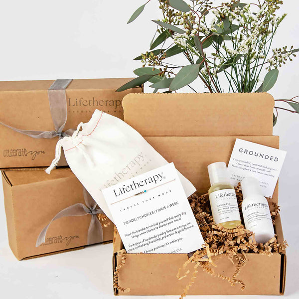 Mother's Day gift box set | Lifetherapy gifts for her