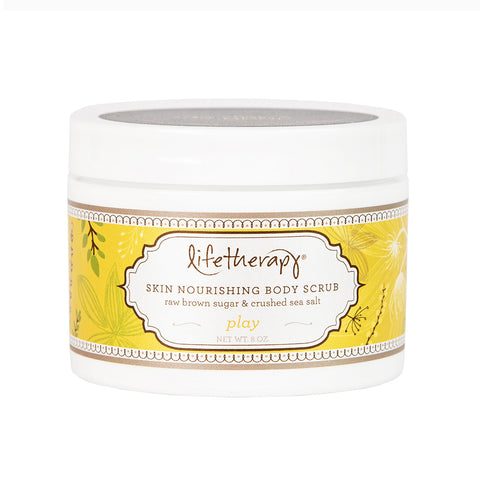 Play Skin Nourishing Body Scrub
