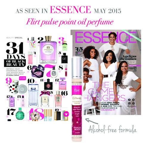 Essence magazine best fragrance | Lifetherapy choose your mood