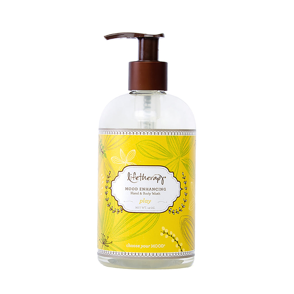 Play Mood Enhancing Hand & Body Wash | Lifetherapy Choose Your Mood