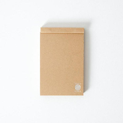 Kizara Wood Sheet Memo Pads