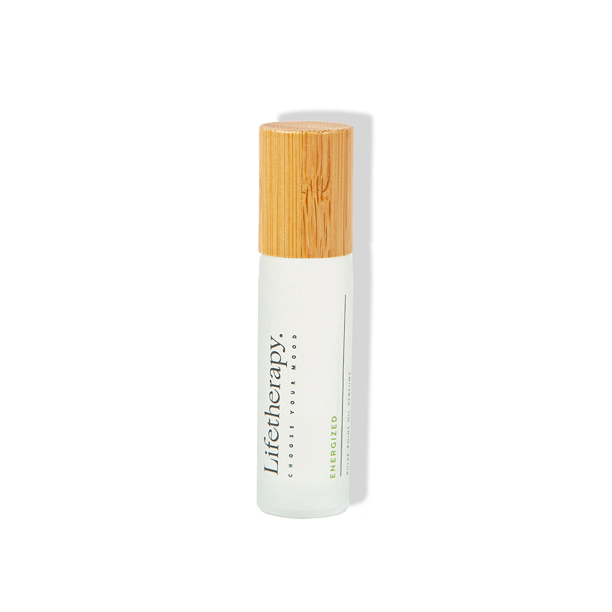 Energized Pulse Point Oil Roll-on Perfume