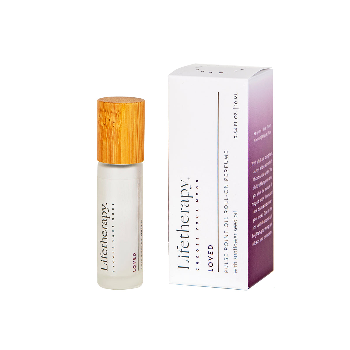 Loved Pulse Point Oil Roll-on Perfume
