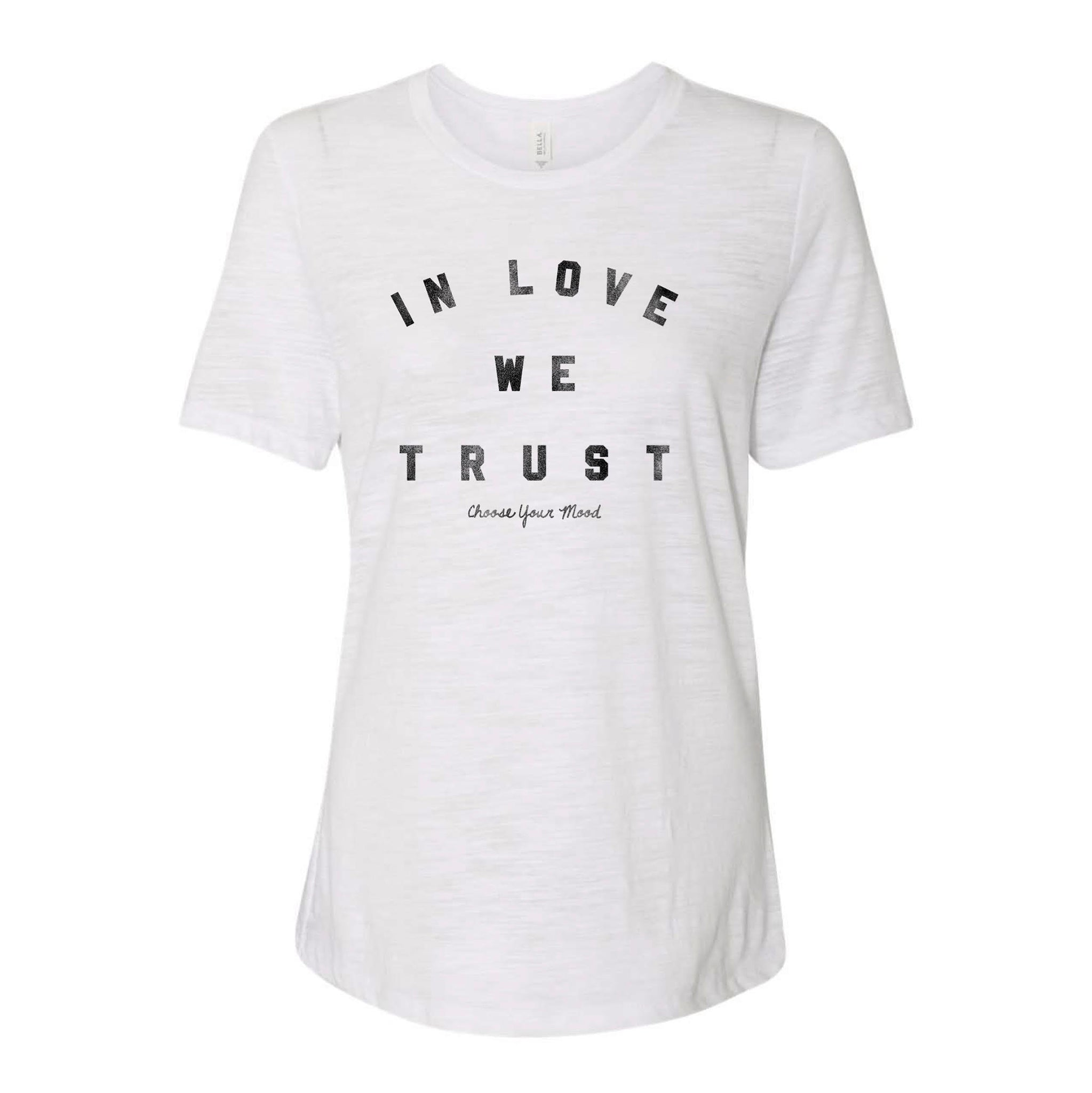 In Love We Trust vintage t-shirt
