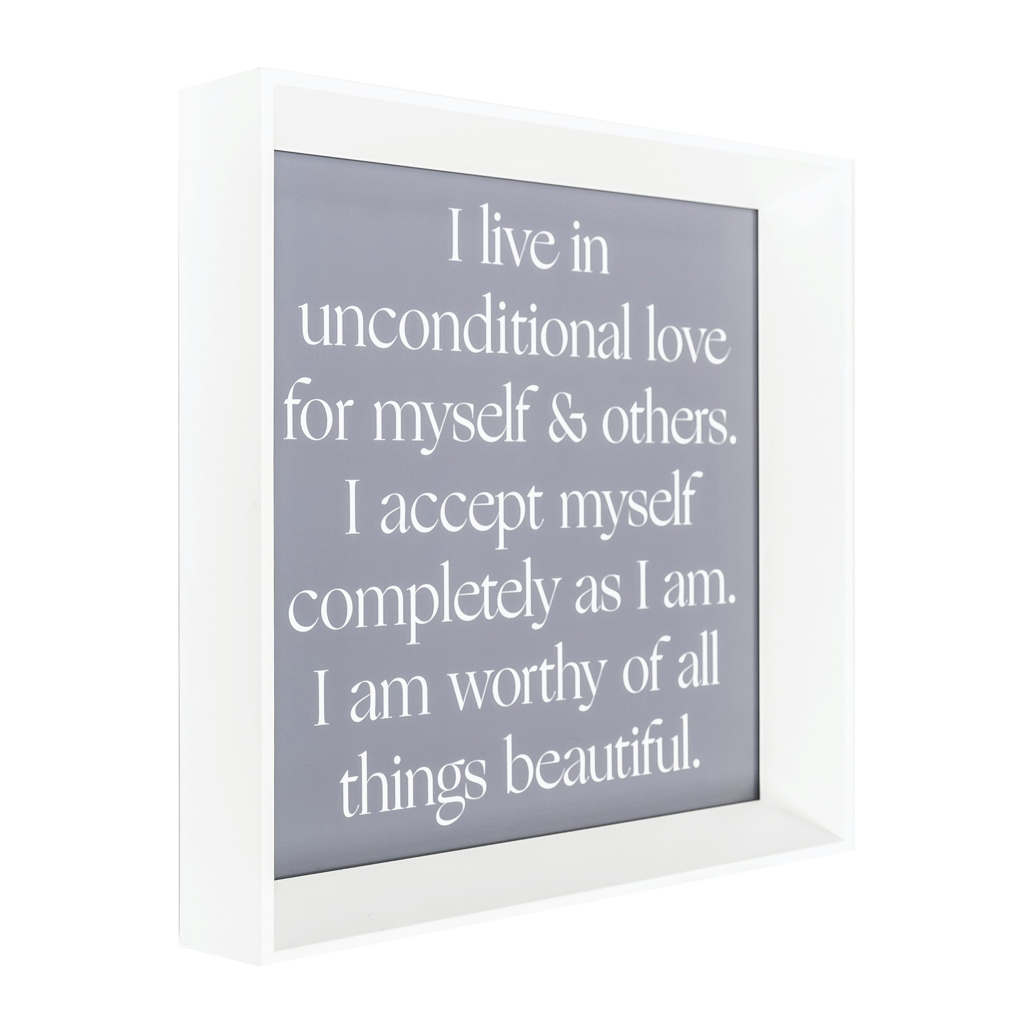 Lifetherapy Mantra Trays | Wall Art