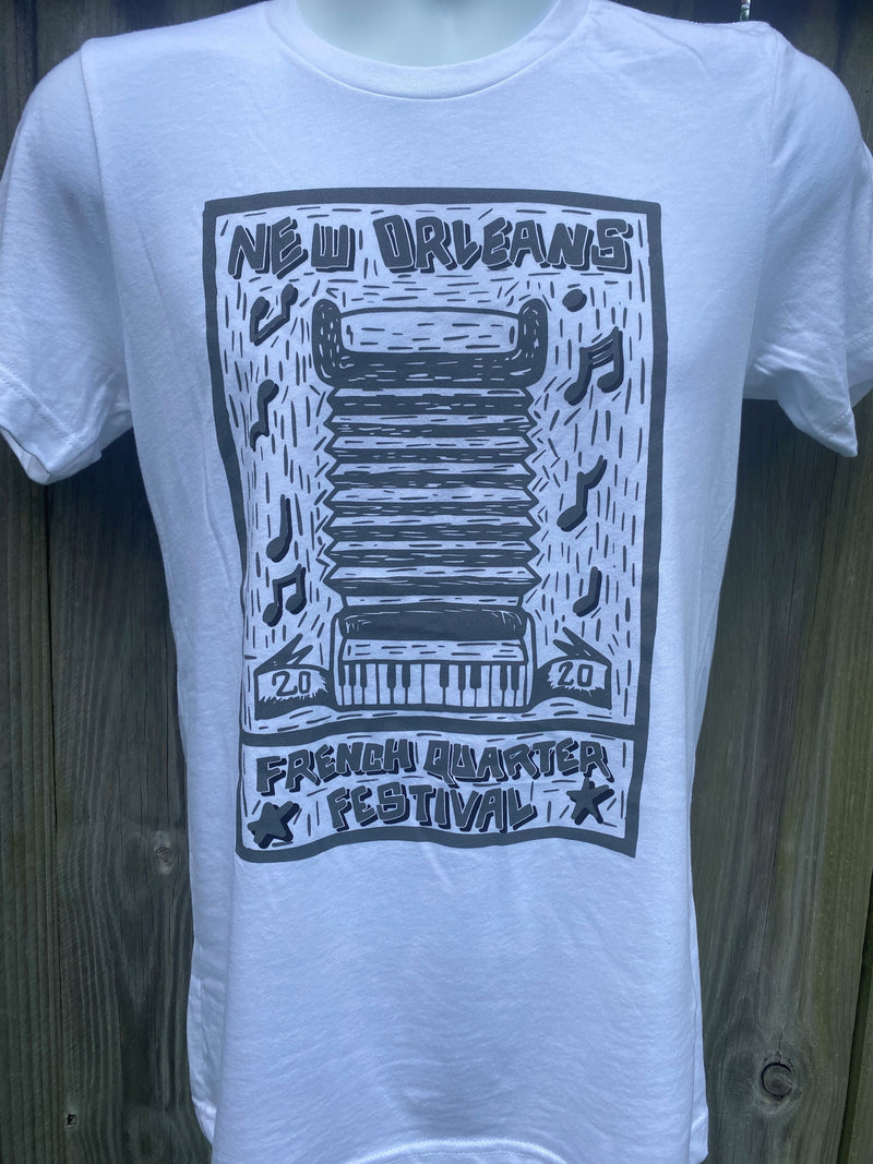 FQF 2020 Lineup Tee