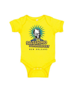 Satchmo Baby Romper