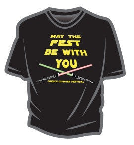"FQF ""May The Fest Be With You"" T-Shirt"