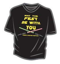 "FQF ""May The Fest Be With You"" T-shirt YOUTH"