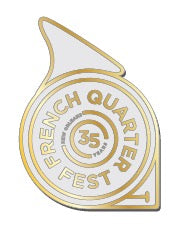 FQF 35th Anniversary Pin