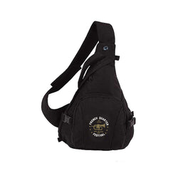 French Quarter Festival Novelty Sling Bag - Front