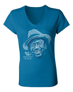 Kermit Ruffins Ladies' V-Neck