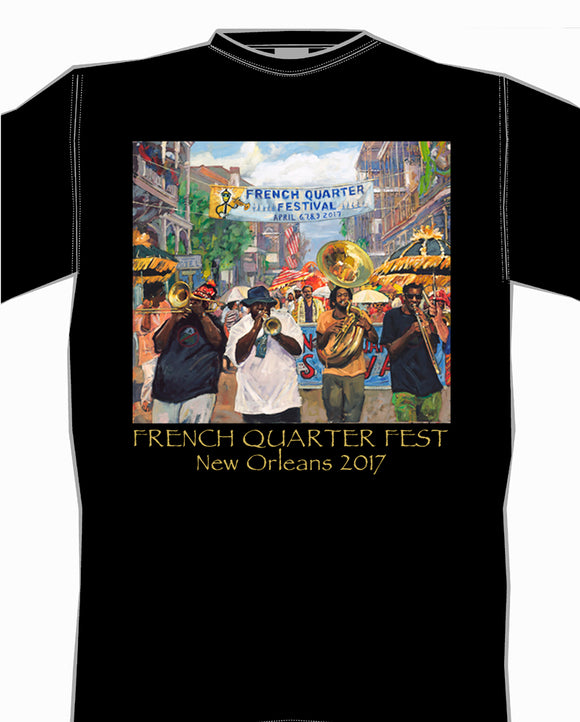 2017 FQF Poster Tee