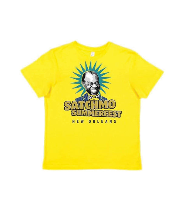 Satchmo Youth Tee