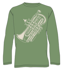 FQF Long-sleeve Trumpet Tee