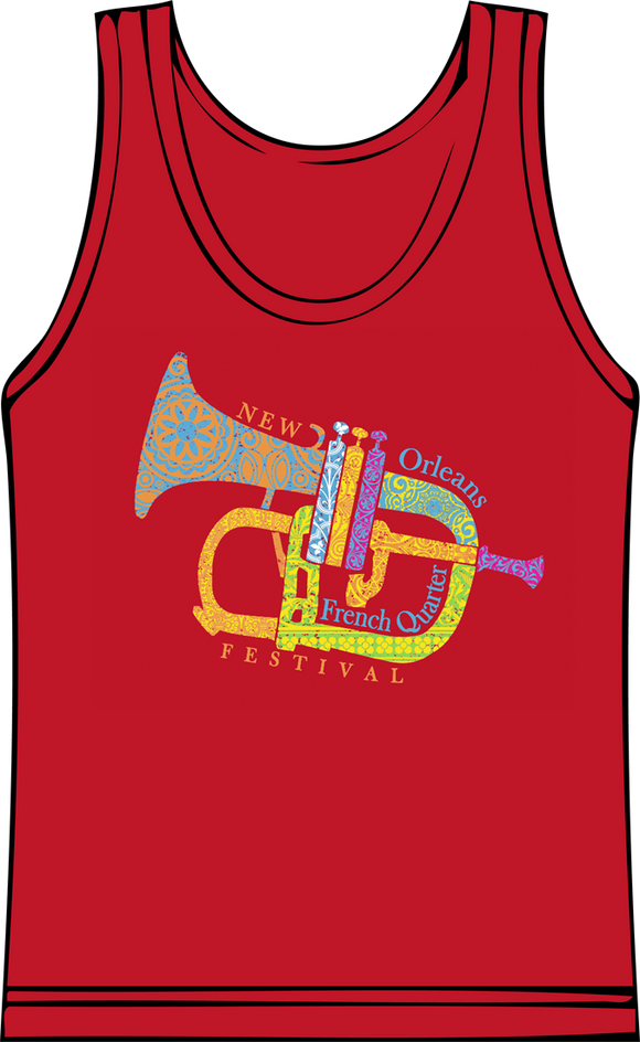 FQF Ladies' Tank Top (red)