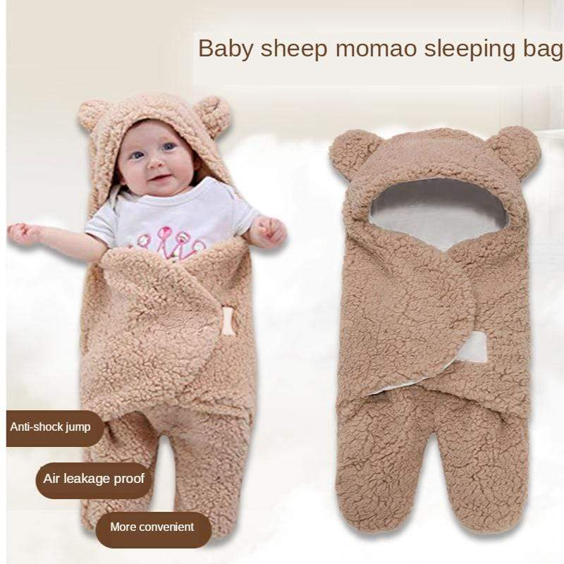Logiid 0-12 Months Winter Baby Sleeping Bag