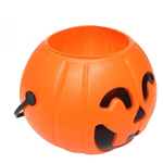 Logiid Halloween pumpkin mini candy basket For Kids Gift