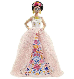 Logiid Pink New 2020 Dia De Muertos Collectible Doll
