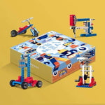 Logiid Robotime 3D All-Powerful Robot Puzzles For Boys