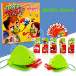 Logiid Tic Tac Chameleon Sticking Tongue  Board Game