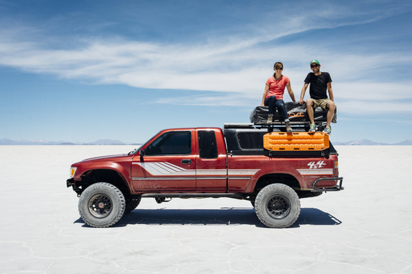 & Overlanding: Life in a Roof Top Tent - Cairn