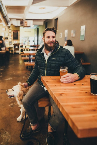 Sam Brockway Brewery Marmot Idaho