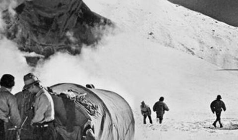 Cold War in the Himalayas