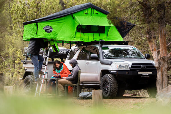 Cvt Mt Shasta Summit Series 2 Person Rooftop Tent May