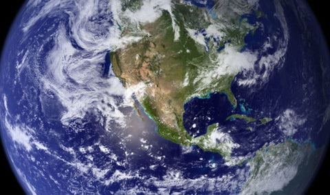 Earth Day - Image of Earth from Space
