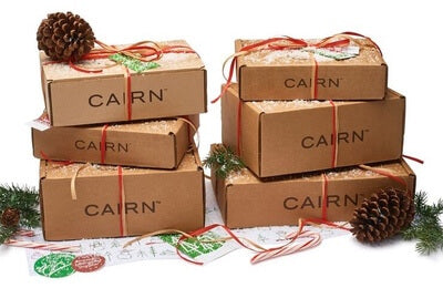 Gift Cairn boxes