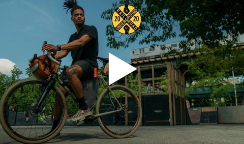 Bike ride along underground railroad route