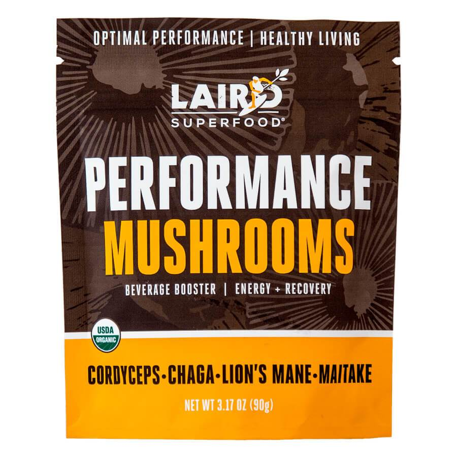 Performance Mushrooms