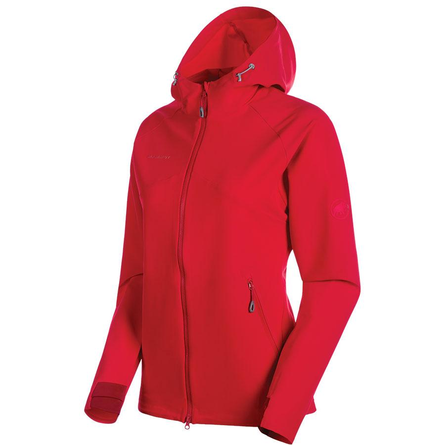 Macun SO Hooded Jacket Women