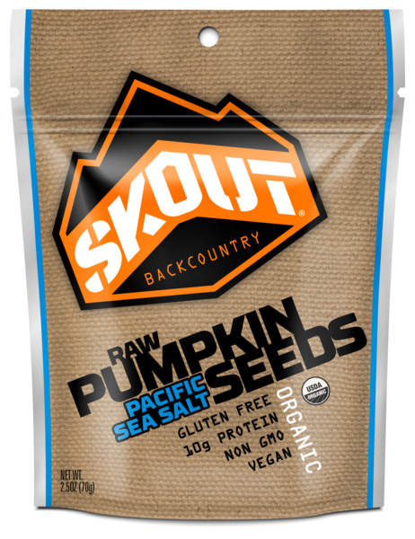 Skout Backcountry Raw Pumpkin Seeds