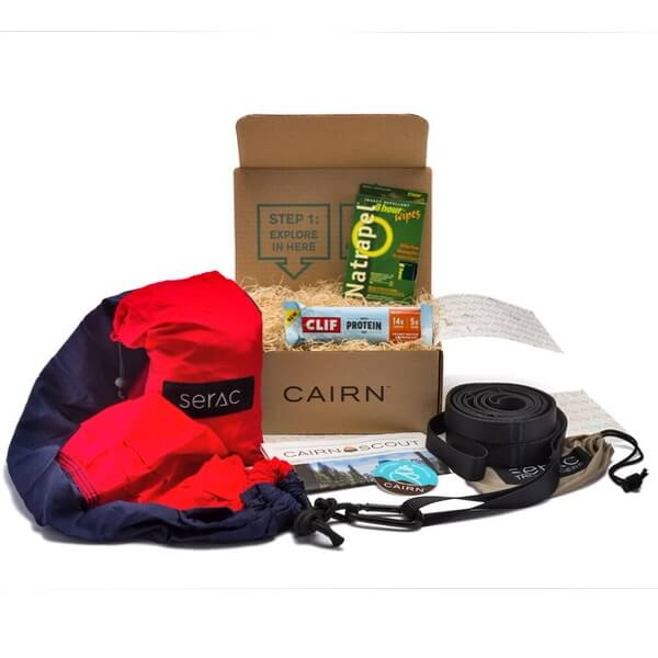 Cairn is the Subscription Box Service for the Outdoor Adventurer