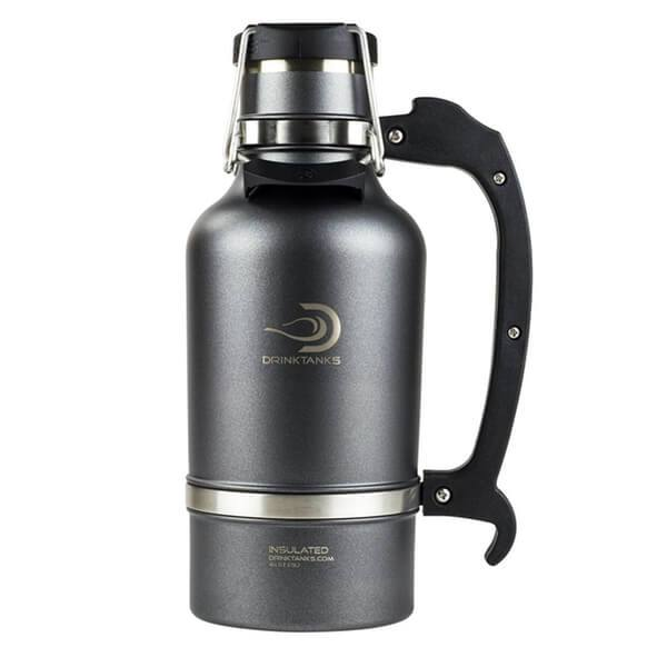 Camping Parties GSI Outdoors Stainless Insulated 64 fl oz Craft Growler BBQ