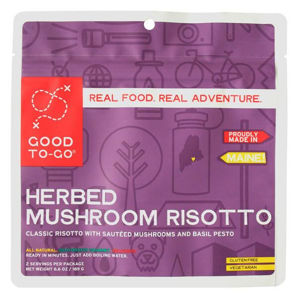 Herbed Mushroom Risotto - Single Serving