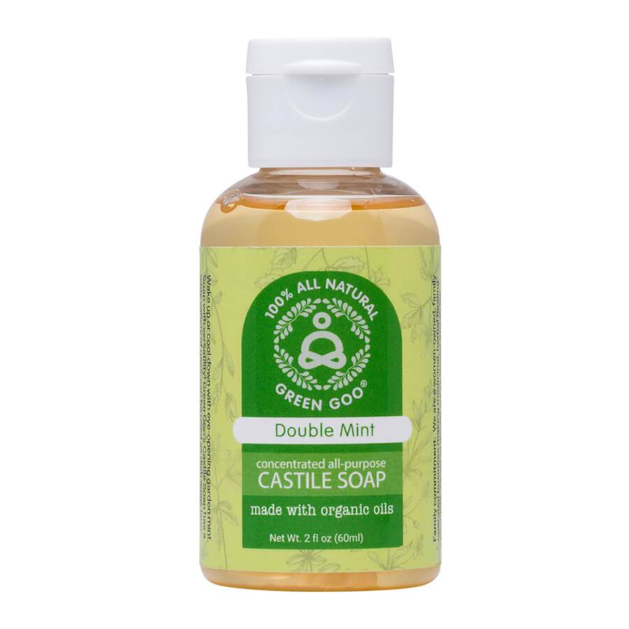 Double Mint Castile Soap