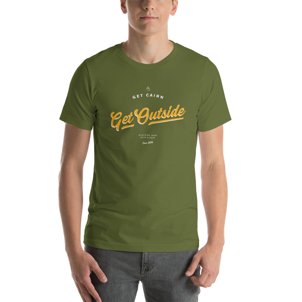 Cairn Get Outside Tee