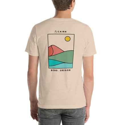 Summer with Cairn Tee
