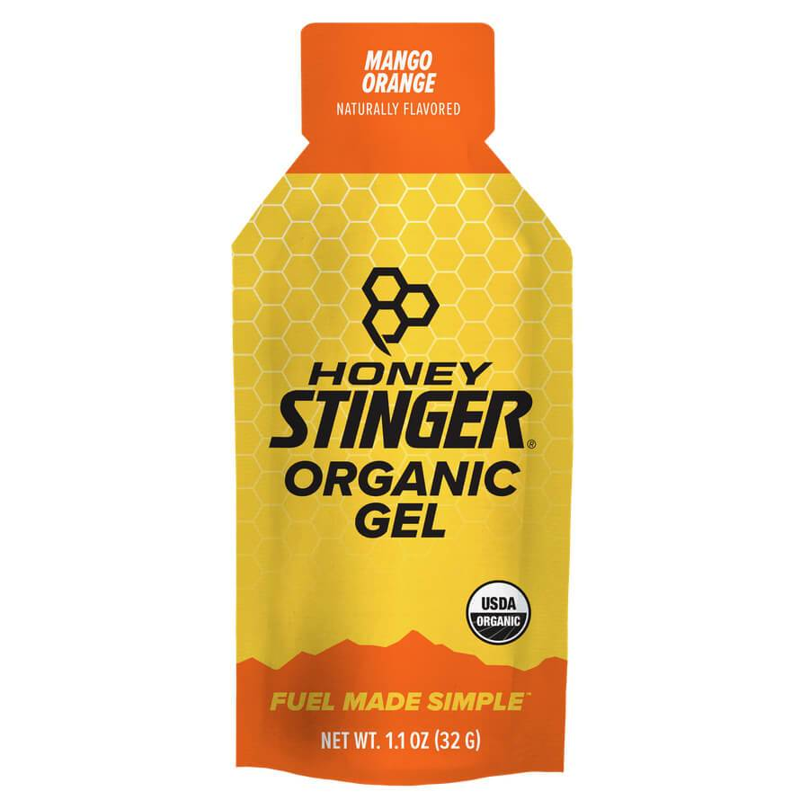 Organic Energy Gel Mango Orange